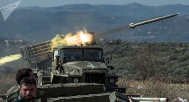 ارتش سوریه سه شهرک و یک فرودگاه را در شمال این کشور آزاد کرد