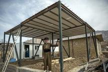 ۳۰۰ واحد مسکونی امسال در مناطق زلزله زده کرمانشاه احداث میشود