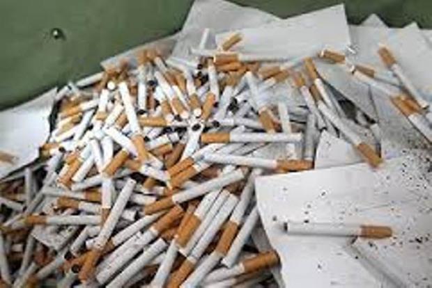 340800 نخ سیگار قاچاق توسط پلیس آگاهی زنجان کشف شد