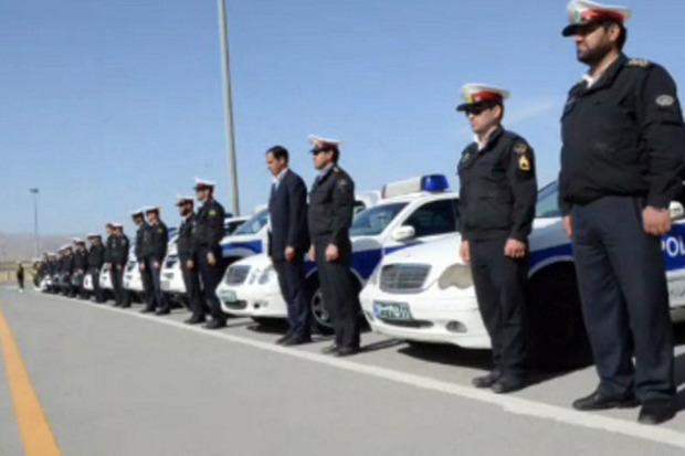 60 تیم پلیس راهور جاده های استان مرکزی را نظارت می کنند