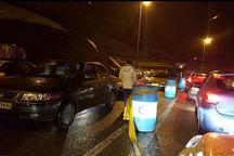 ترافیک جاده های کندوان و هراز سنگین و نیمه سنگین است