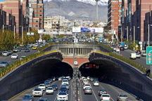 استاندار تهران: مخالف پولی شدن تونل های پایتخت هستیم