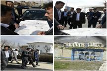 بازدید سرزده استاندار البرز از تاسیسات آبفای البرز