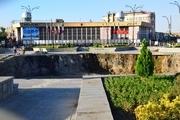 تحویل ساختمان سایتموزه میدان مرکزی همدان تا قبل از فصل سرما