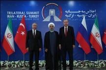 اختلاف نظر اردوغان و پوتین بر سر بیانیه پایانی اجلاس تهران