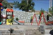 پارک تفریحی منطقه محروم حسن آباد بالا در کرج گشایش یافت