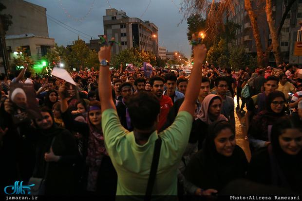آمار رأی ایرانیان مقیم خارج از کشور+نمودار