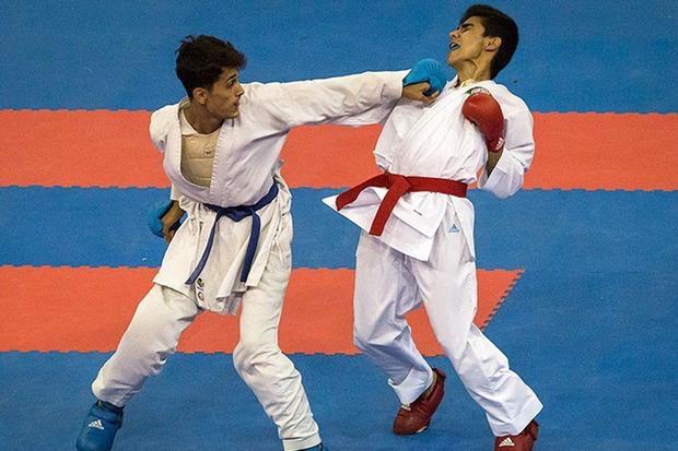 ایران ، قهرمان پیکارهای بین المللی کاراته شد