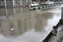 ایستگاه های مترو تهران دچار آبگرفتگی نشده اند