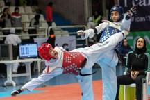 دو تکواندوکار گیلانی در مسابقات قهرمانی آسیا حضور می یابند