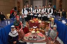 مهمان داری بانوان کارآفرین مازندران در شب یلدا