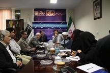 میزگرد اجتماعی کردن مبارزه با مواد مخدر در استان مرکزی