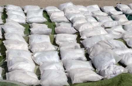 ۲۰۶ کیلوگرم موادمخدر در یزد کشف شد