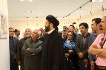 نمایشگاه عکس «رد پای نور» در حوزه هنری اردبیل گشایش یافت