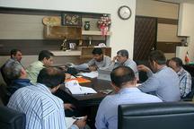 جلسه ستاد پیشگیری و اطفاء حریق منابع طبیعی خوزستان برگزار شد