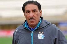 مربی استقلال خوزستان:تیم ما شایستگی ماندن در لیگ را دارد