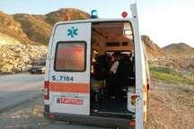11حادثه رانندگی درشرق سمنان 20 مصدوم برجا گذاشت