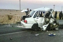 حوادث رانندگی در کهگیلویه و بویراحمد 235 مصدوم بر جا گذاشت