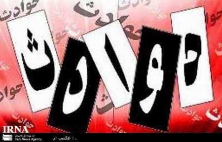 مرگ دلخراش کارگر جوان درالبرز