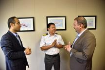 قدردانی از تلاش فرمانده کشتی خارجی برای نجات جان دریانوردان ایرانی