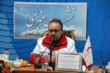 مشارکت ۳۲۰ نفر از امدادگران در طرح زمستانی استان زنجان