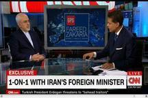 ظریف: آژانس انرژی اتمی هفت بار اجرای تعهدات ایران را تایید کرده است/ اقدام ترامپ در هامبورگ، تخطی از روح و متن برجام است