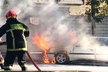 یکهزار و 378 ماموریت آتش نشانی در ارومیه انجام شد