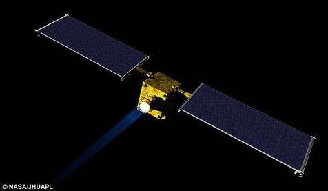 رونمایی از فضاپیما ناسا که می تواند مدار سیارک ها را تغییر دهد