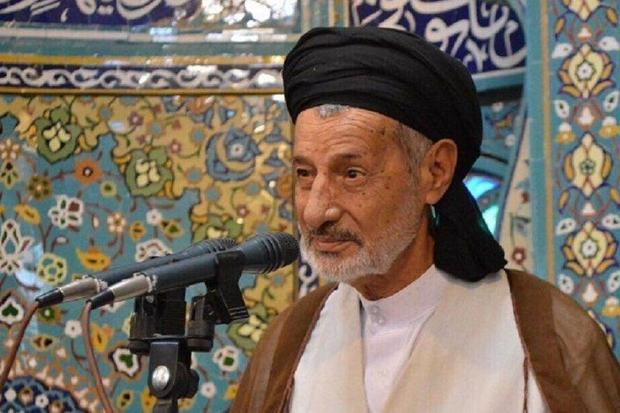 امام جمعه اهل سنت کرمانشاه حادثه تروریستی چابهار را محکوم کرد