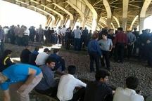 کارگران هپکو به عملی نشدن وعدههایشان اعتراض کردند