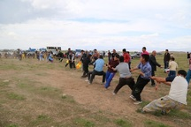 جشنواره بازی های بومی و محلی در ماکو برگزار شد