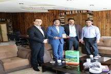 تقدیر از شهردار لاهیجان برای ایجاد رونق و توسعه در عرصه گردشگری