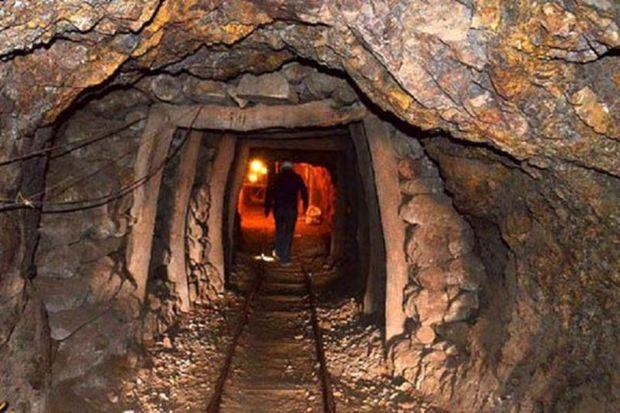 گازهای قابل انفجار در معدن پابدانا صفر است