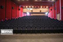 سرانه صندلی سینما در آذربایجانغربی، یکدهم استاندارد جهانی
