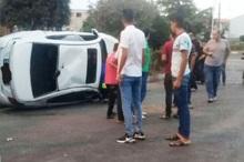 واژگونی خودرو در آستارا یک کشته بر جا گذاشت