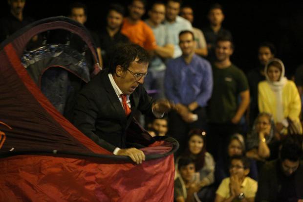 23 نمایش سهم روز پایانی اجراهای دوازدهمین جشنواره تئاتر خیابانی مریوان