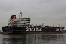 توقیف عبور نفتکش های انگلیسی از تنگه هرمز