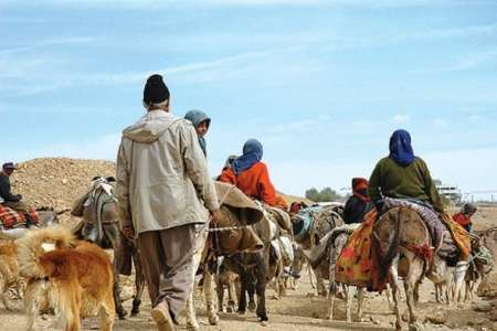 ورود عشایر شهرستان ورامین به مناطق ییلاقی دشت لار