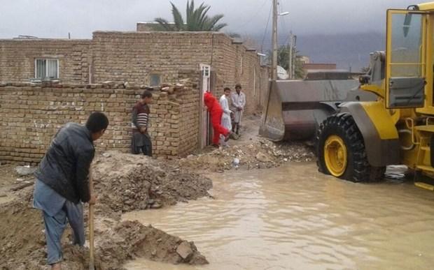 1695 مسکن روستایی خراسان شمالی در اثر سیل تخریب شد