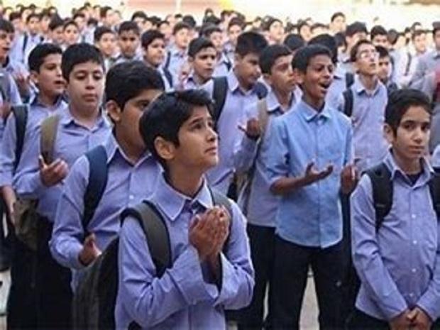 سازمان دانش آموزی خوزستان رتبه پنجم کشور رااز لحاظ کمی دارد