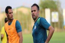 نصرتی: تیم ملی از نظر بازیکن بهترین تیم آسیاست  فعلا صدرنشین لیگ هستیم