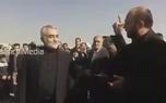 تشنج در حاشیه مراسم بزرگداشت شهدای حادثه تروریستی خاش-زاهدان