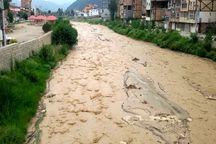 بارندگی به 19 واحد مسکونی در بابل خسارت زد