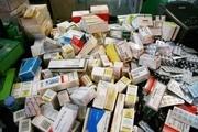 توزیع کننده داروی غیرمجاز در میانه دستگیر شد