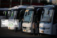 ۹۰۰ دستگاه اتوبوس زائران جاماندگان اربعین را جابجا میکند