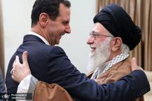 واکنش سید حسن نصرالله به دیدار بشار اسد با رهبر معظم انقلاب: اشک از چشمانم جاری شد