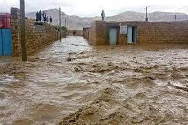 چهار روستای کوهرنگ در معرض خطر سیلاب قرار دارد