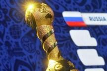 هالک و زامورانو مهمان ویژه فینال جام کنفدراسیون ها/ عکس