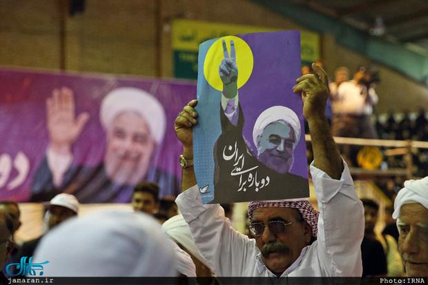 در صورت یک دوره بودن انتخابات، شانس روحانی برای پیروزی بالاست