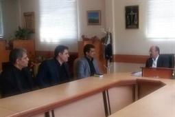 دیدار مدیرکل راه و شهرسازی با رییس کل دادگستری لرستان